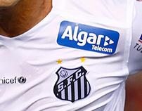 Santos Futebol Clube // Algar Telecom
