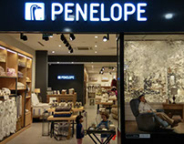 Penelope Retail Design