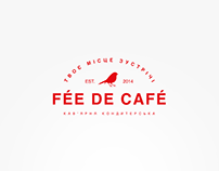 Rebranding / Fee De Cafe