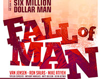 Six Million Dollar Man covers