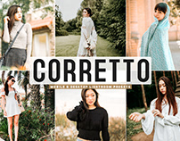 Free Corretto Mobile & Desktop Lightroom Presets