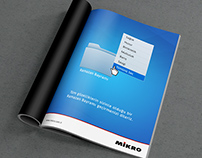 Mikro Software House - Ramadan Festival Print Ad