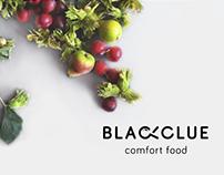 Blackclue comfort food