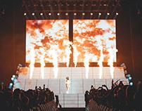 Halsey Tour Visuals