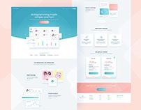 Melonstats: UI/UX and Website Design