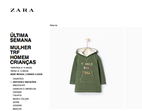 Zara Baby Girl - Product Development
