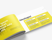 Intelec. Book Layout.