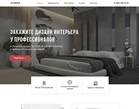 Design interior web-design