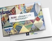 Birmingham City University   Brochure