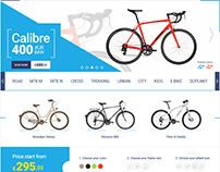 Unofficial redesign Kenzel Bike's