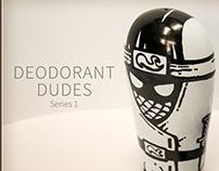 Deodorant Dude - Ninjan