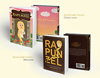Rapunzel: Book Cover Design