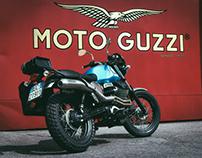 Moto Guzzi Garage - Website & Video