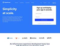 Replica Design Challenge to replicate a website