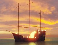 Boat Free Caribean dream
