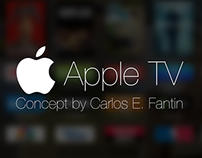 Apple TV - Concept