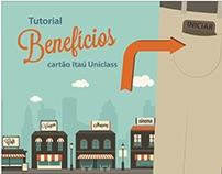Itaú Uniclass :: Tutoriais força de vendas