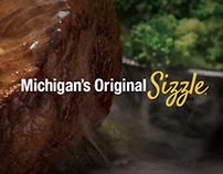Brann's Steakhouse & Grille – Rebrand & Sizzle Campaign