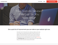 Free Website Reviews Design