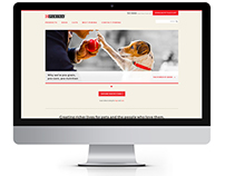 Website Redesigned for Purina.co.nz