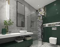 Bezručova Residence Bathroom