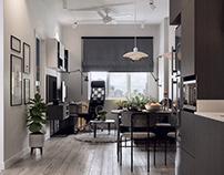 Binz Apartment!!