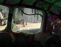 Apocalypse Game Concept