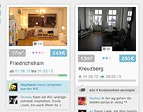 Apartment Sharing Website