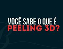 Motion Graphic Peeling 3D - Instituto Belinni