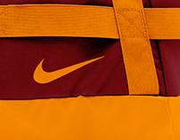 Nike Elites   Football Duffel Bags