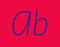 Typeface LATAM Sans