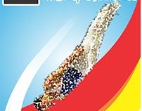 Posters para campeonatos y eventos de Gimnasia