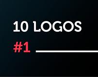 10 Logos #1