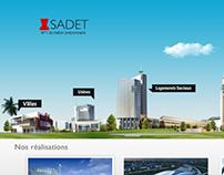 SADET WEBSITE