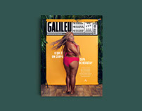 Galileu - Covers