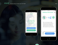 Mint : Oral Health App - New Onboarding