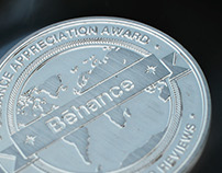 BEHANCE APPRECIATION AWARD