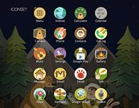 Campfire Mobile Theme