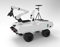 HTG Autonomus Agricultural Machine Design
