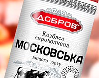 Dobrov Design of Labels