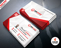 Premium Business Card Template PSD