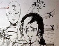 Dreamwalkers - illustrazione interna