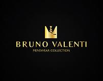 Brand Identity - Bruno Valenti