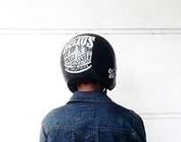 My Helmet Quote