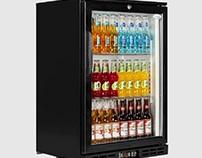 Interlevin PD10H 142 Ltr Single Door Bottle Cooler