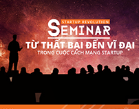 Landing Page Seminar for Ticket Box