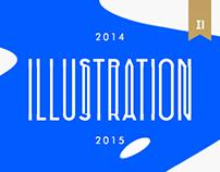 Illustration set 2014–2015