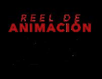 Reel de animación por Ricardo Alday