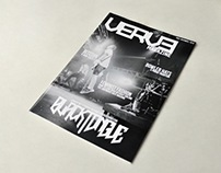 Verve - student magazine [re]design.