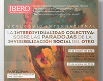 Coloquio. La Interdividualidad Colectiva